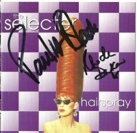 The Selecter-Hairspray (Signed by Pauline Black) [CD 2004]